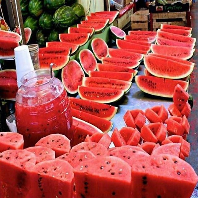 fresh watermelon redhead redaddict watermelonfestival watermelonlover...