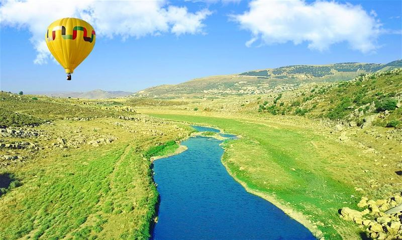 Our greatest glory is not in never falling but in rising every time we... (Qaraaoun, Béqaa, Lebanon)