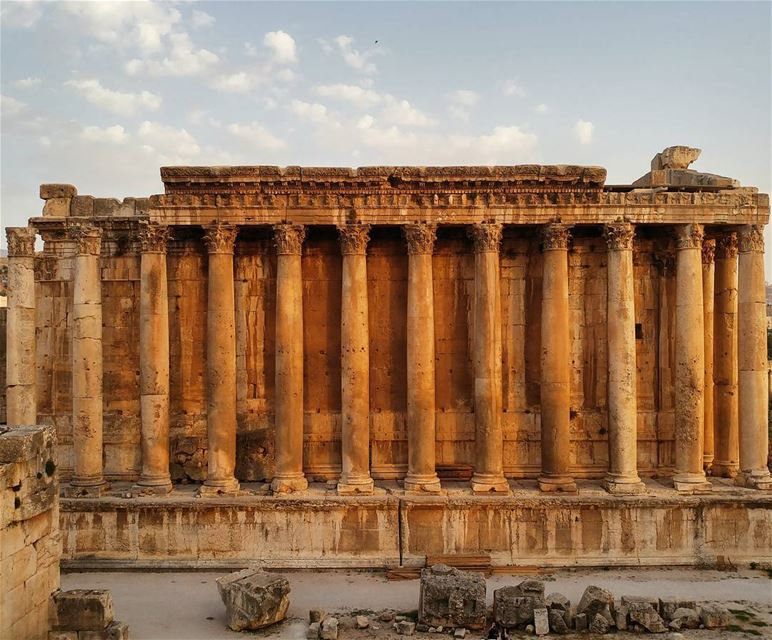 Trivia Quiz: How many Gods were worshipped at the Baalbek site❓. .......