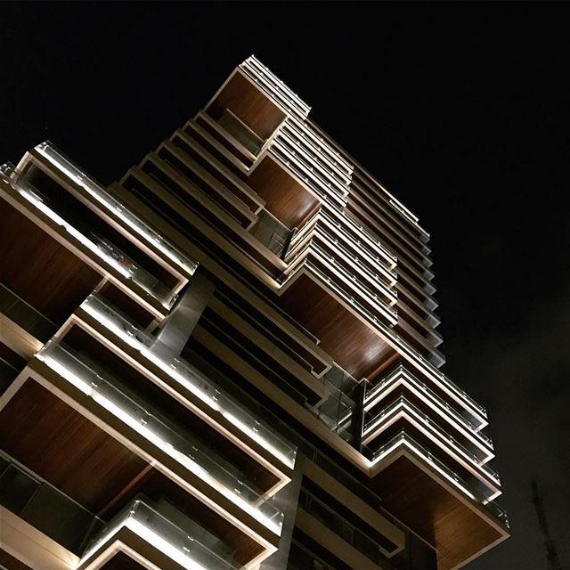 Nighttime... (Achrafieh, Lebanon)