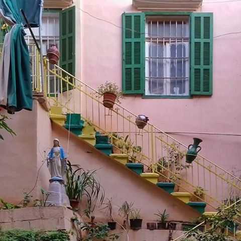 Home is where memories are created @liveloveachrafieh by @jadgghorayeb (Mar Mkhayel)