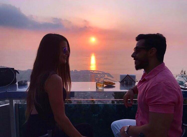 💑🌅📷 Elie Wehbe📍 @theterrace_lebanon Love ... (The Terrace - Restaurant & Bar Lounge)