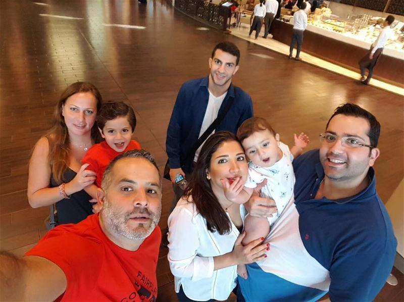 Family ❤️ cousin sister nephew nephew family familyday travel reunion... (Dubai, United Arab Emirates)