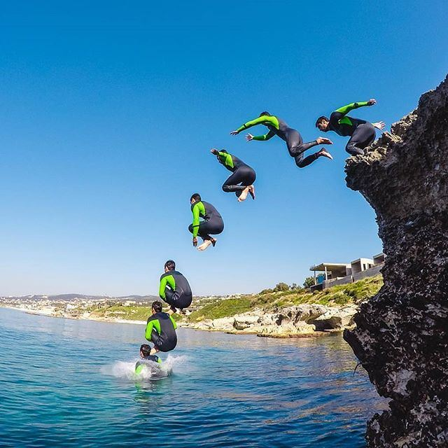 Dive in @livelove.batroun @livelove.sports by @dany_111 (Batroûn)
