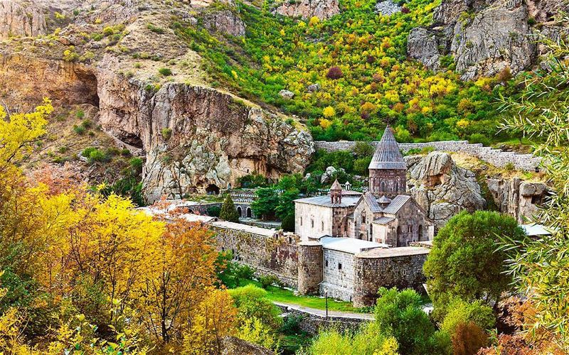 Colorful Armenia Hiking Trip 29 Sep until 9 Oct 2017  Geghard   hike ...