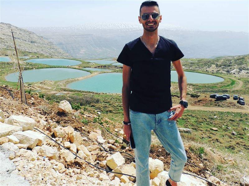 tb throwback akoura ... (Akoura, Mont-Liban, Lebanon)