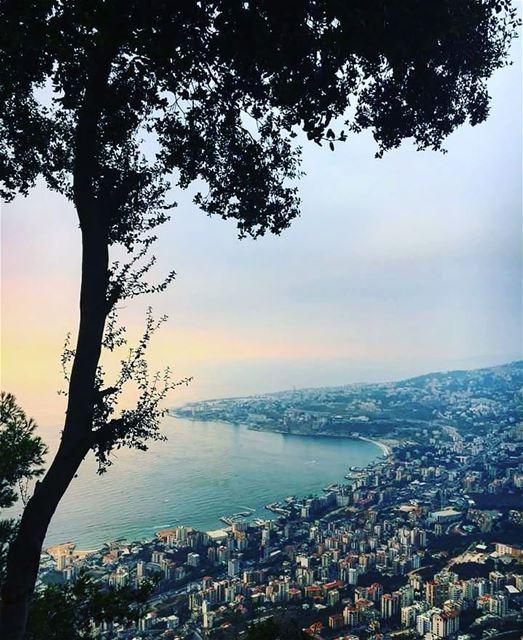 I miss you Lebanon 💓Crédit : Miral Sadek landscape holidays sea ...