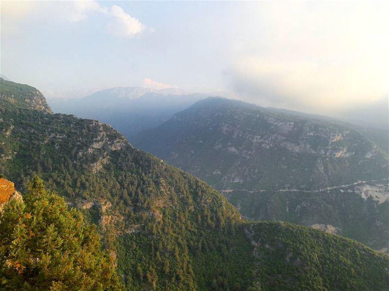 Beautiful Lebanese mountains 😍 LiveLoveAkkar LiveLoveDanieh Akkar ... (Hrar, Liban-Nord, Lebanon)