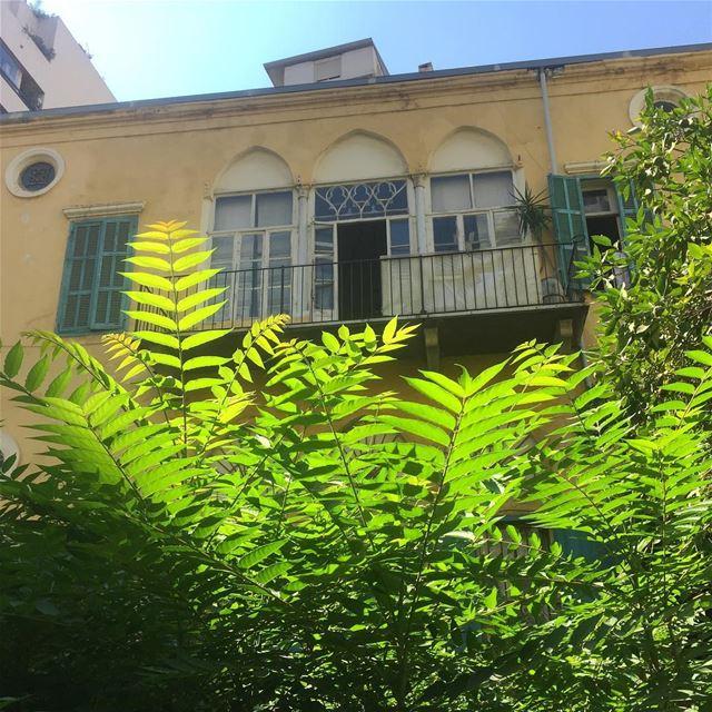 lebanon house vintage architecturephotography architecture beirut ... (Achrafieh, Lebanon)