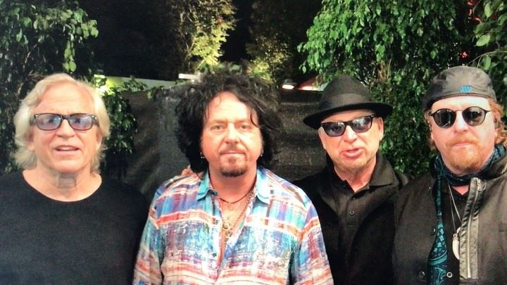 A special message from TOTO. catch them live this Tuesday August 15 at...