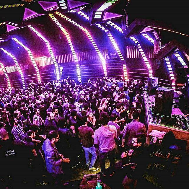Let's get ravey by @uberhausclub livelovebeirut (Überhaus)