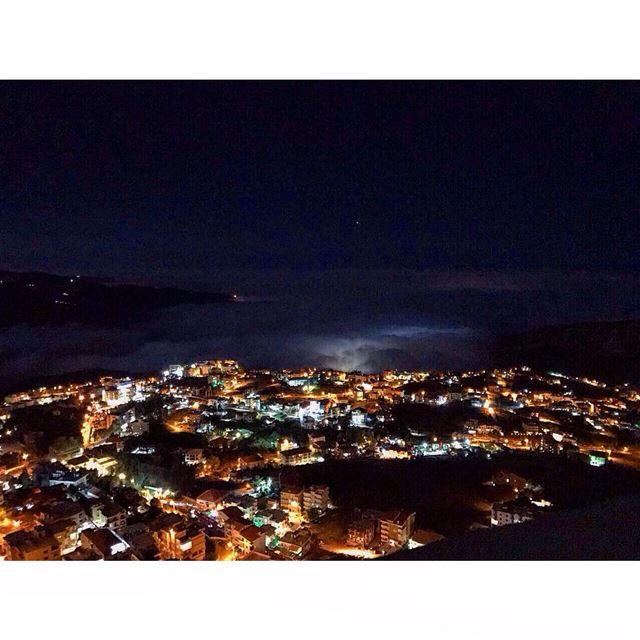 The beautiful Ehden 🌹 (Ehden, Lebanon)