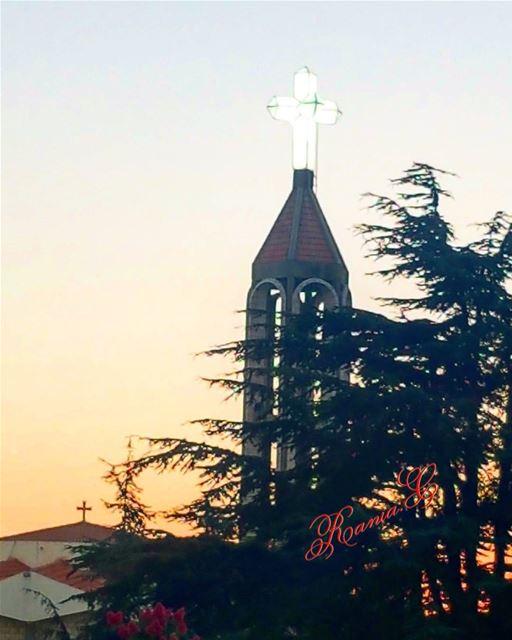 saintcharbel marmarounchurch fromannaya silence calm pray ... (مار شربل - عنايا)