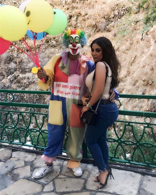 💚💛❤️ fun instapic lebanon zahle berdawni fashionista souna me ... (Zahlé, Lebanon)