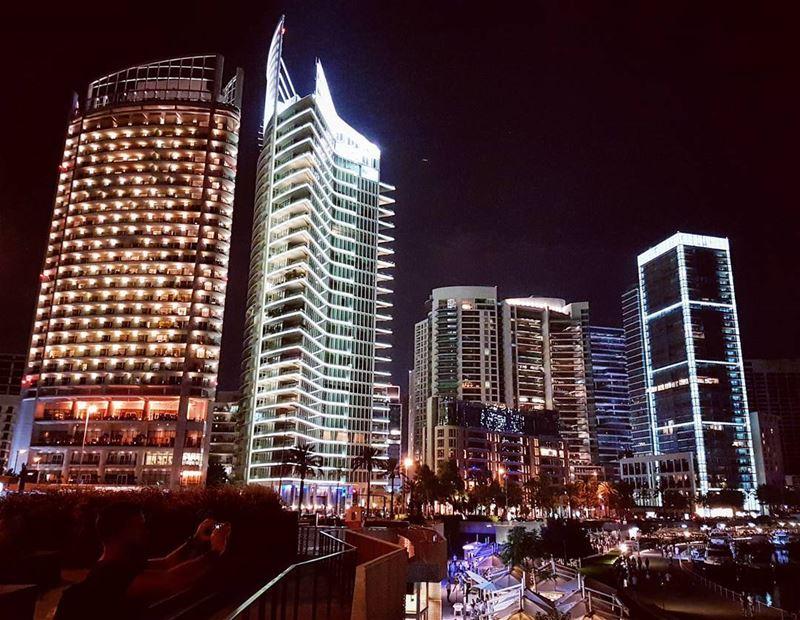 Desire Lines nightfever citylife streetlife nightlife downtown ... (Beirut, Lebanon)