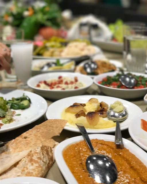 One of the best Lebanese Restaurants is @alhalabirest that makes sure that... (Al Halabi Restaurant)