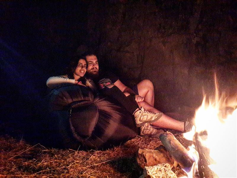 Weekend - time to get away from the city camping firecamp withhim love...
