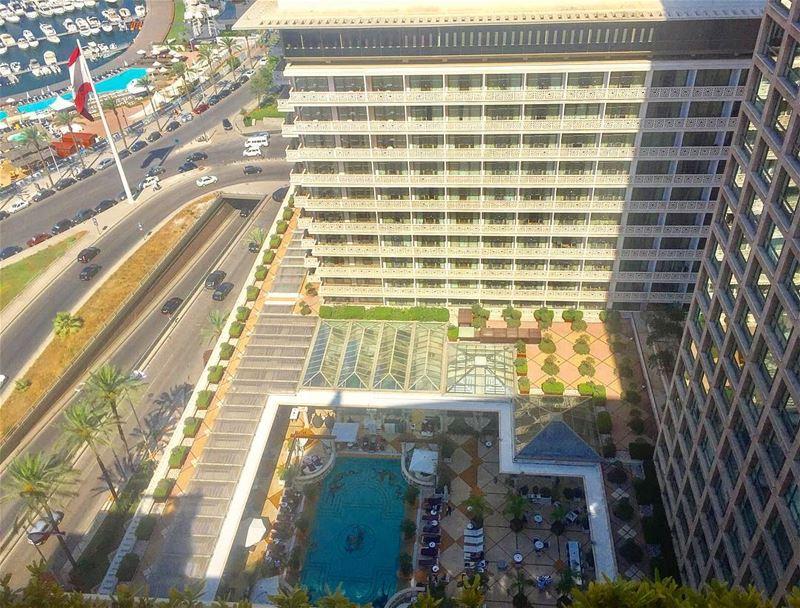 .. beirut phoenicia hotel lebanon mood city lebanon_hdr livelovelebanon ... (Phoenicia Hotel)