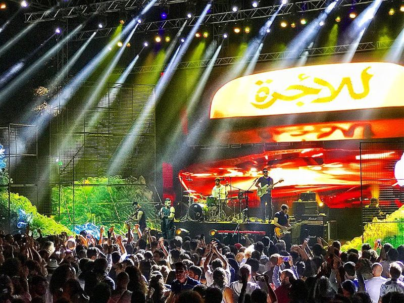 concert 🎤🥁🎸🎻 (Ehdeniyat International Festival)