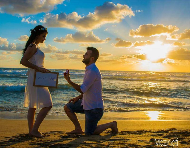 Yes I Do.. Soon Lovely Couple 😍..-_-_-_-_--_-_-_-_-_-_-_-_-_-_-_-_-_-_-_- (Tyre, Lebanon)