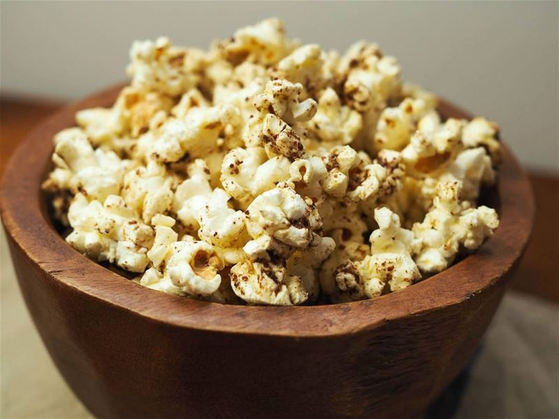Spicing up your popcorn couldn't be easier! Thanks to this great idea by @s
