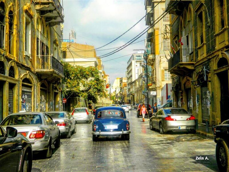 good evening old days lebanonspotlights transportation ... (Beirut, Lebanon)