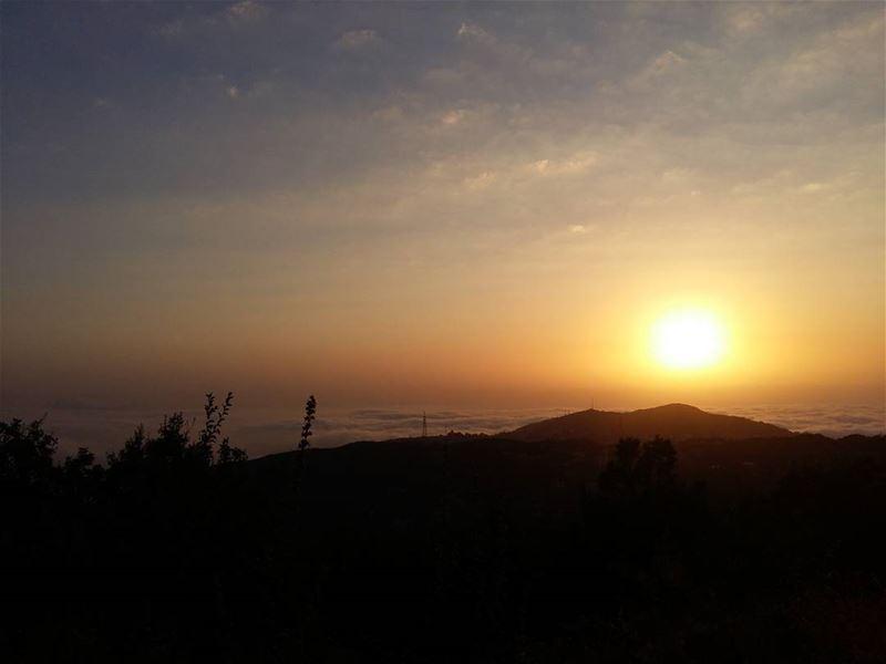 blessedday chahtoul montlebanon avemaria pray forus lebanon ...