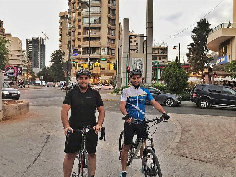 كزدورة صغيرة beirut achrafieh lebanon mtb cycling riding rides ... (Achrafieh, Lebanon)