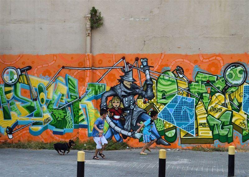 3D gadget lebanon beirut streetlife streetphotography myspc17 ...