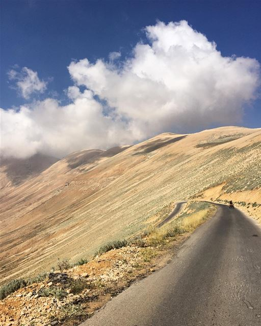 Here you can touch the sky, and the air tastes clean.🔻 lebanon north ... (Bcharré, Liban-Nord, Lebanon)