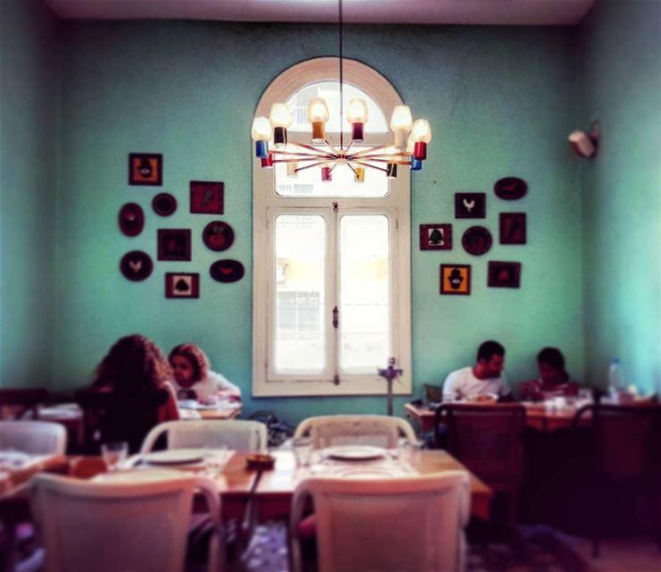 Enabled enabbeirut lunch oldstyle lebanese life marmikhael beirut ... (Beirut, Lebanon)