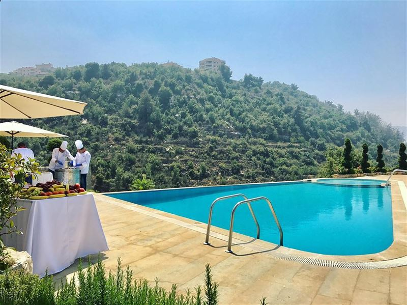 goodweather  goodfood  lebanon  mountains  summer2017🌞