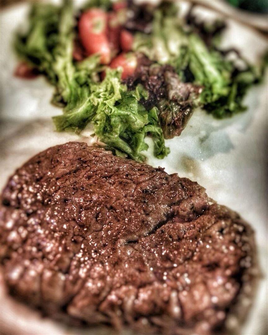 Coeur De Fillet (Boeuf) at Em's. beirutfood beirutfoodies ... (Em's cuisine)