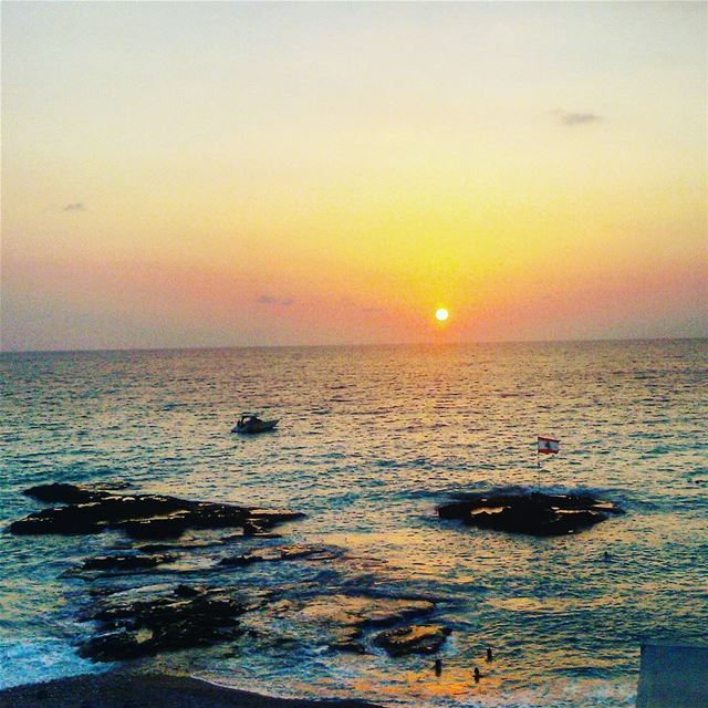 You have your Lebanon and its dilemna. I have my Lebanon and its beauty -K (Tonic Beach)