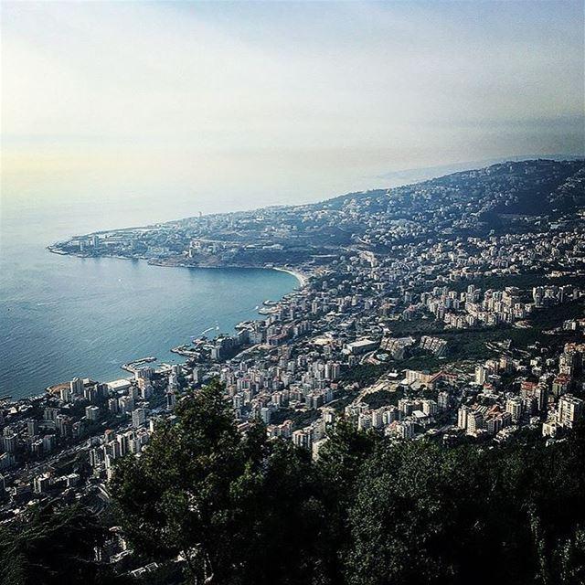 Good morning dear followers with this amazing photo from harissa By:@sinc (Harîssa, Mont-Liban, Lebanon)