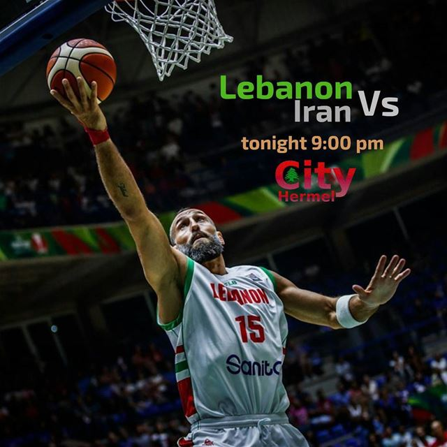 All the luck Lebanon! Fibaasiacup2017 Lebaneseteam instalebanon ...