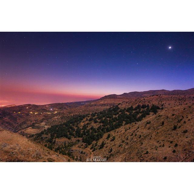 كوكب المريخ فوق مزيارة-السواقي الساعة ٥ فجراً morning mizyara swaki ...