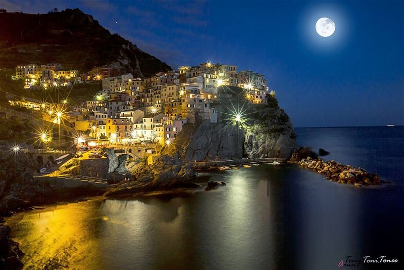 "Once you visit Italy, you should definitely plan couple of days in ""Cinque... (Le Cinque Terre)"
