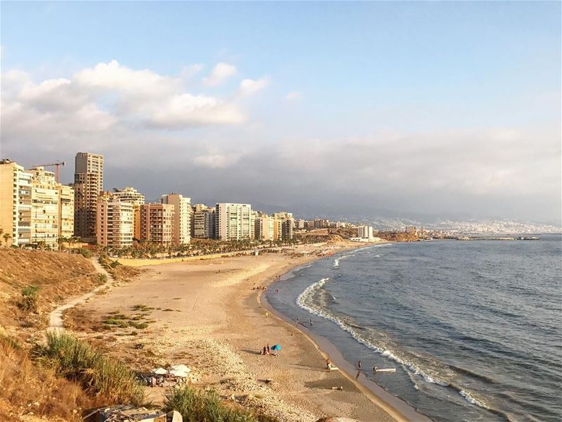 🏊♀️🚣⛱⚓️🛶🎣 (Ramlat Al Bayda', Beyrouth, Lebanon)
