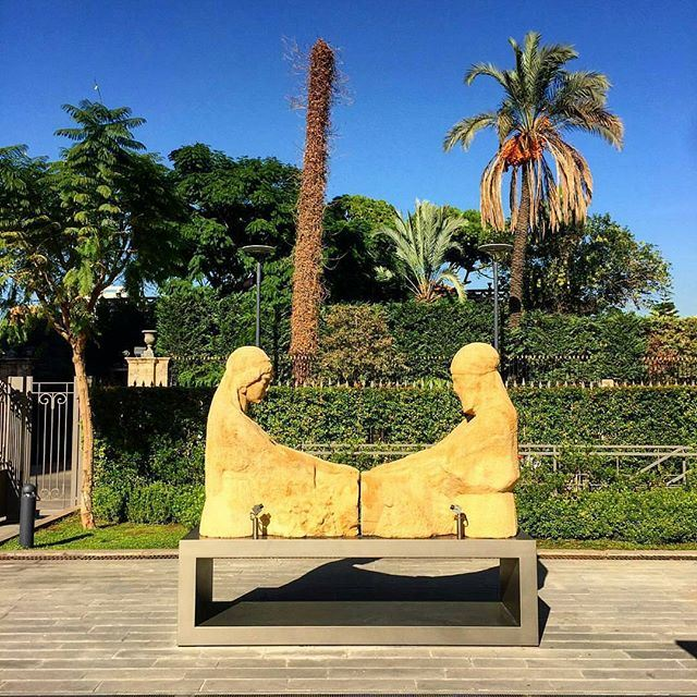 Double trouble by @dubrocker9 @liveloveachrafieh @livelove.arts (Sursock Museum)