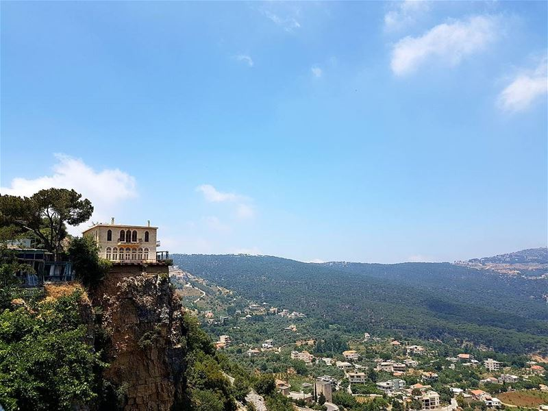 """""""It takes nothing to join the crowd. It takes everything to stand alone"""" (Wadi Jazzin, Al Janub, Lebanon)"""