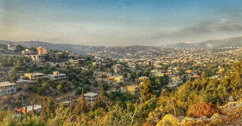 Heaven alkobayat landscapephotography mountain lebanon ptk_nature ... (Al Qubayyat, Liban-Nord, Lebanon)