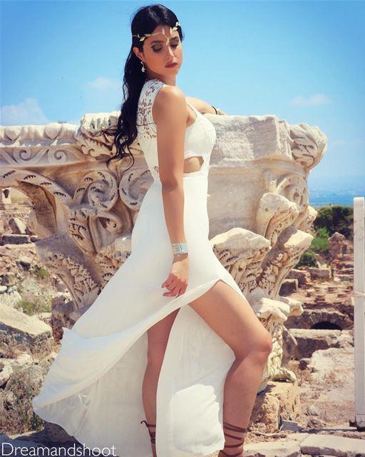 ATHENA PHOTOSHOOT BY @adham_mayas @sylamc Athena greek greece athens ... (Tyre, Lebanon)
