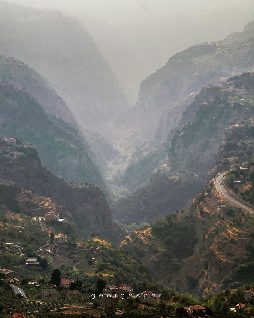 "Qadisha ""Holy"" Valley, Becharre Lebanon 🇱🇧..... proudlylebanese ... (Ouâdi Qannoûbîne, Liban-Nord, Lebanon)"