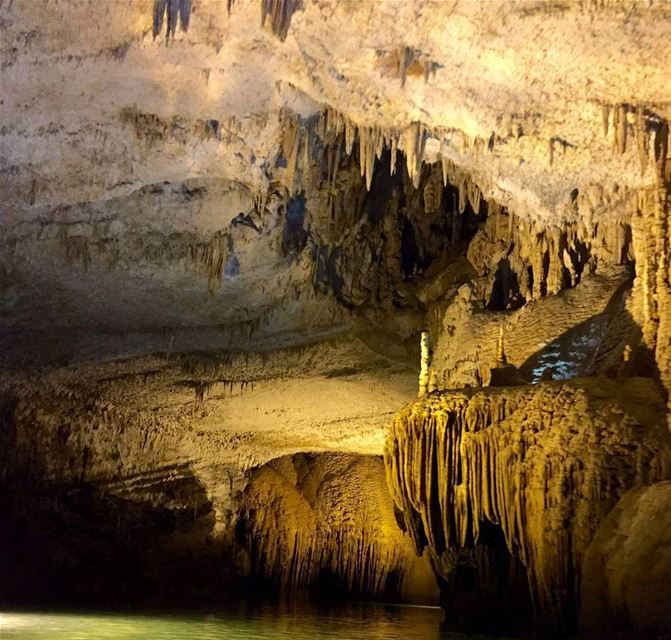 Geita travelawesome exploretheglobe traveltheworld worlderlust ... (Jeita Grotto)
