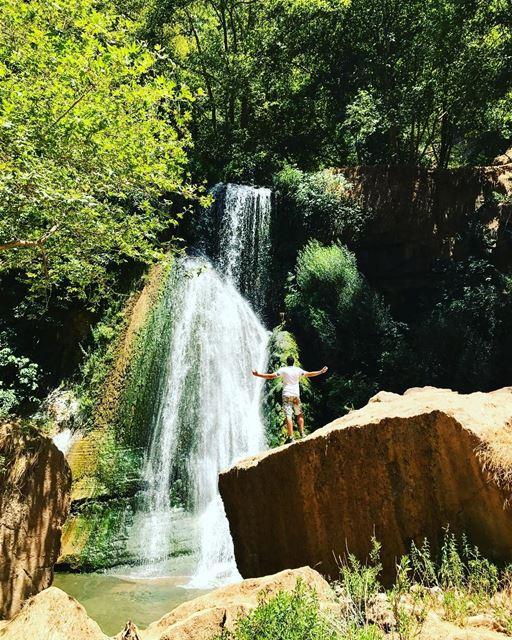 Lebanon! I missed you... (Bsetin L3ose)