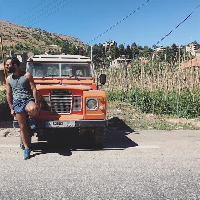 Weekend Ride 🚌 .......... ..... lebanon beirut summersun ... (Mzaar Kfardebian)