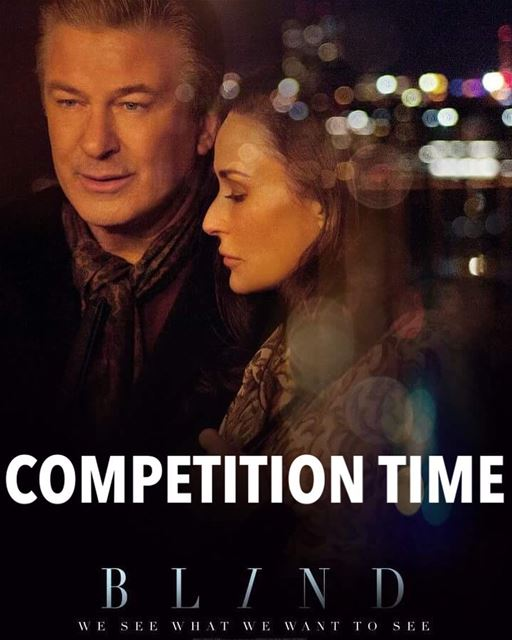 Win exclusive movie tickets to watch the avant premiere of Blind this... (Grand Cinemas Abc Achrafieh)