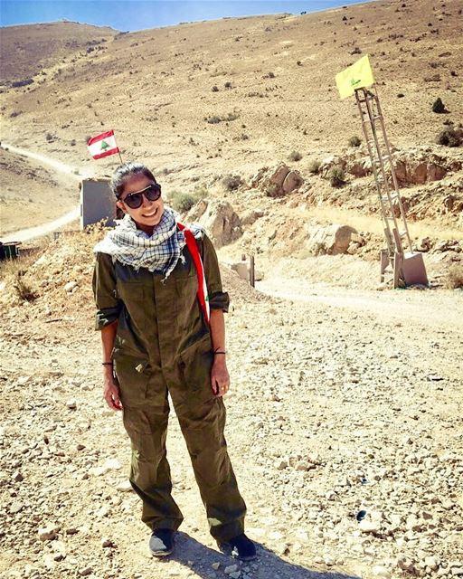 كلنا ثقة بأن التحرير آتٍ لا محال شعب_جيش_مقاومة ... (جرود راس بعلبك)