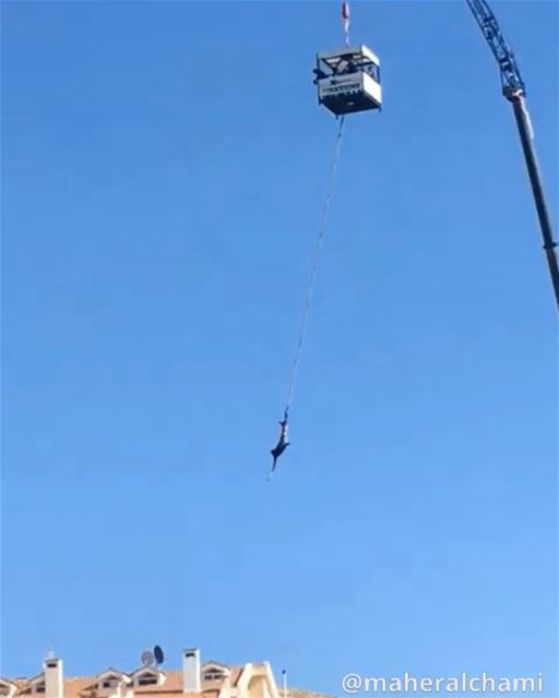 @zaarourclub 🇱🇧 . zaarour lebanon beirut bungeejumping tag video ... (Zaarour Club)